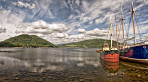 Loch Fyne 01 Stock Images