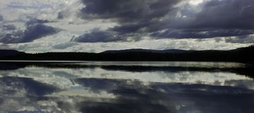 Loch Garten Royalty Free Stock Photos