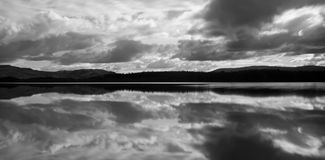 Loch Garten Royalty Free Stock Photography