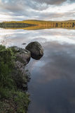 Loch Garten in the Cairngorms National Park. Loch Garten in the Cairngorms National Park of Scotland royalty free stock image