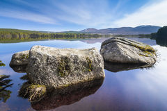 Loch Garten, Scotland Stock Photography