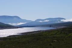 Loch Glascarnoch Photographie stock