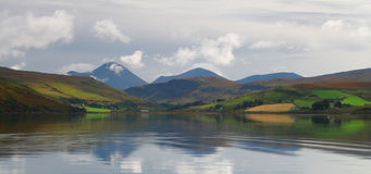 Loch Harport - Scottish Highlands Royalty Free Stock Photos