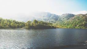 Loch Katrina lizenzfreie stockbilder