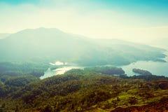Loch Katrina stockfoto