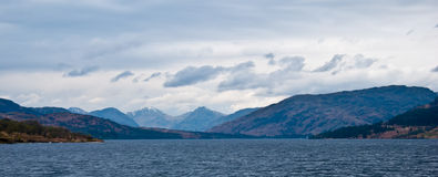 Loch Katrine Royalty Free Stock Photography