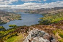 Loch Katrine photographie stock libre de droits