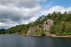 Loch Katrine, Scotland Stock Photo
