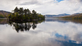 Loch Katrine, Scotland Stock Photos