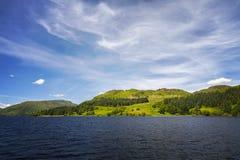 Loch Katrine Scotland Royalty Free Stock Photos
