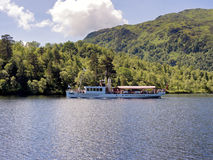 Loch katrine Royalty Free Stock Photos