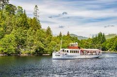Loch Katrine Steamship Stock Photos