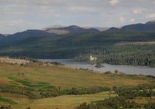 Loch Laggan Stock Photos
