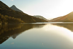 Loch Leven 2 Stock Image
