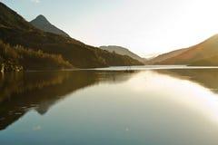 Loch Leven 2 Stockbild