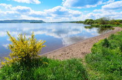 Loch Leven Stock Image