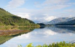 Loch Leven Stockbild