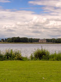 Loch leven Royalty Free Stock Image