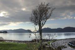 Loch Linnhe, Argyll and Bute, Scottish Highlands stock photos