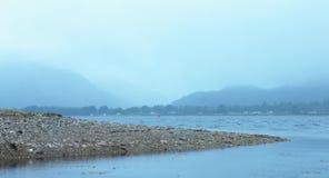 Loch Linnhe, Ecosse banque de vidéos