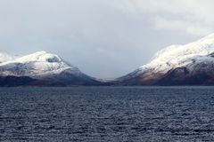 Loch Linnhe Royalty Free Stock Images