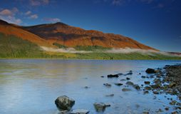 Loch Loch widok Obraz Stock