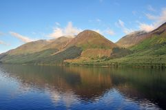 Loch Lochy Royalty Free Stock Photo