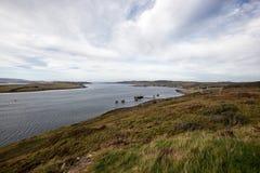 Loch Lochy, Scotland Stock Photo