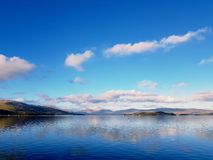 Loch lomand Royalty Free Stock Photography