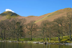 Loch Lomond苏格兰 图库摄影