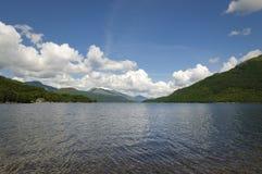 Loch Lomond苏格兰 库存图片