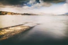 Loch Lomond苏格兰 免版税图库摄影