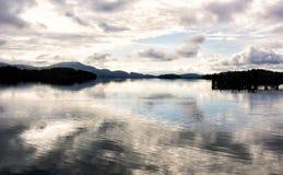 Loch Lomond,苏格兰 免版税图库摄影