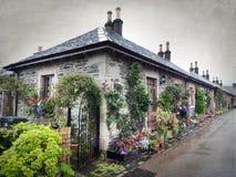 Loch Lomond,苏格兰 免版税库存照片