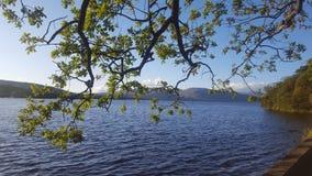 Loch Lomond fotografía de archivo