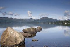 Loch Lomond Arkivbild