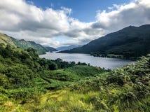 Loch Lomond royalty-vrije stock fotografie