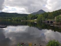 Loch Lomond imagem de stock