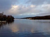 Loch Lomond fotografia stock