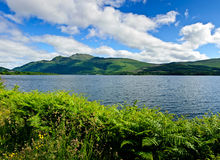 Loch Lomond Stock Foto's