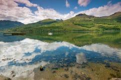 Loch Lomond Zdjęcie Stock