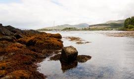 Loch Lomond 库存图片