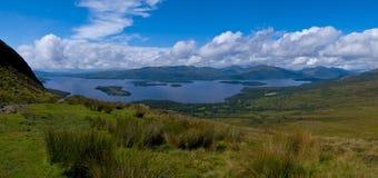 Loch Lomond 免版税库存图片