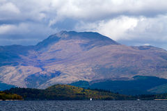 Loch Lomond Stock Photo