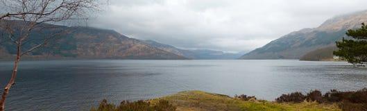Loch Lomond Стоковое Изображение RF