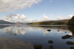 Loch Lomond Royaltyfri Bild