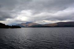 Loch Lomond Royaltyfri Foto