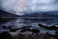 Loch Lomond 库存照片