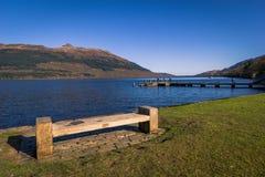 Loch Lomond Royaltyfria Bilder
