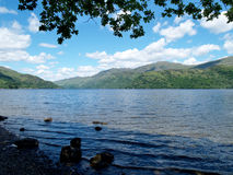 Loch Lomond Stockfotos